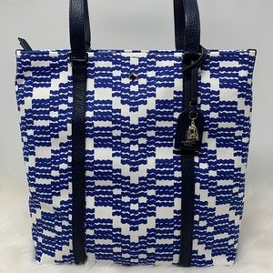 Heat wave NS Tote Kate Spade on purpose blue new